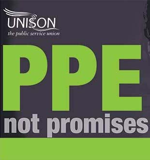 PPE Not promises